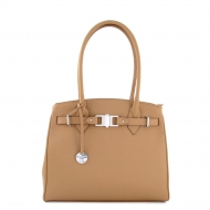 Leather Handbag, Rita 34