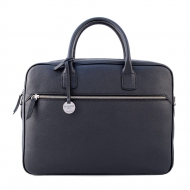Leather briefcase, Brummel Zip