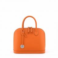 Italian leather handbag, Sofia 26