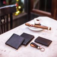Mens and Womens italian leather wallets and accessories - Online shop