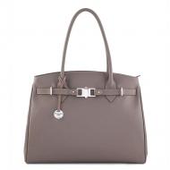 Leather Handbag, Rita 40