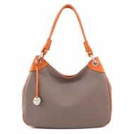 Leather Hobo Bag, Roberta