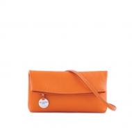 Leather Crossbody Clutch, Curtsy Bag