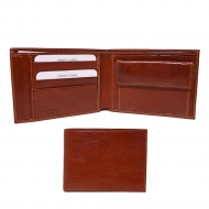 Vegetable leather wallet for men, OneThreeFive