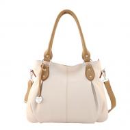 Leather Shoulder Bag, Jessica S