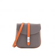 Small Leather Crossbody Bag, Chiara