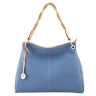 Leather Hobo Bag, Vittoria
