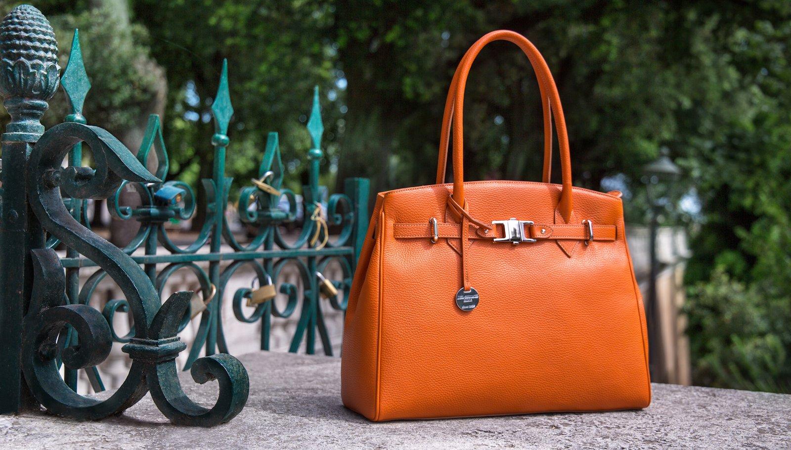 Italian leather bag Rita40